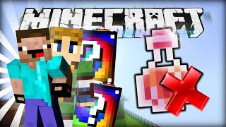 Minecraft LUCKY BLOCKS BATTLE - TRÄNKE VERBOTEN!