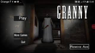 Map horreur granny + le jeu original