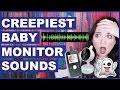 Creepiest Sounds Heard On Baby Monitors (W/ Audio)