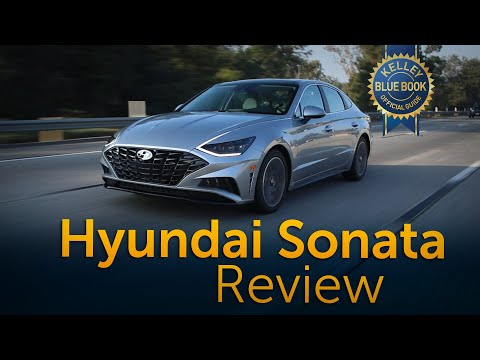 2020 Hyundai Sonata – Review & Road Test