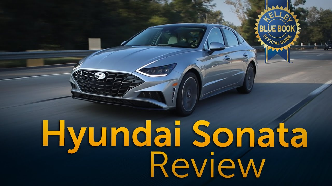 2020 Hyundai Sonata Review Road Test Youtube