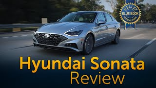 2020 Hyundai Sonata - Review & Road Test