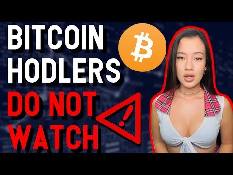 WARNING 🚨BITCOIN HODLERS DO NOT WATCH! 🙈Buy The BTC Dip... Or Else!