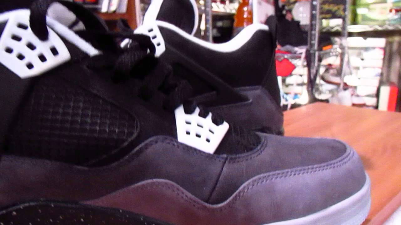 3bcb969e620d Jordan 4  Nightmare  from Fear Pack - YouTube