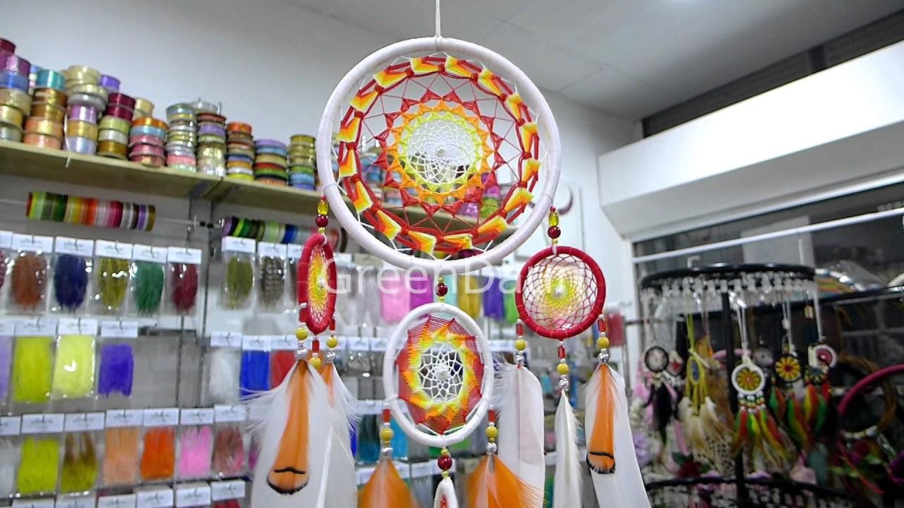 Mandala Design Dream Catcher