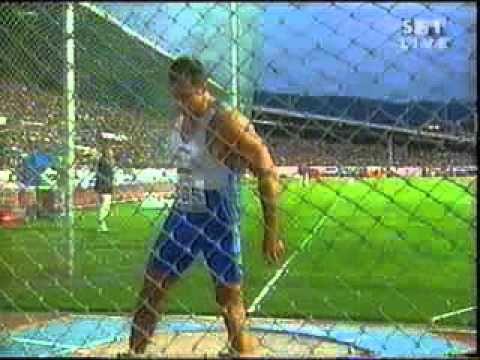 lars riedel discus throw zurich 1997 1998 1999 2001