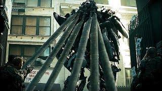Blackout Death - Final Battle Scene - Transformers 2007 Movie Clip HD