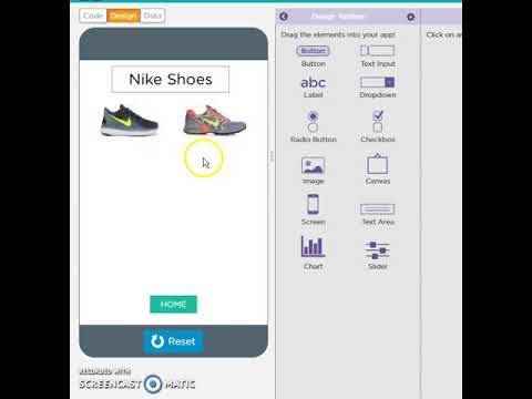Coding Phone Apps: Shopping App 3