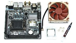 Haswell i3 Mini-ITX Build (Part One)