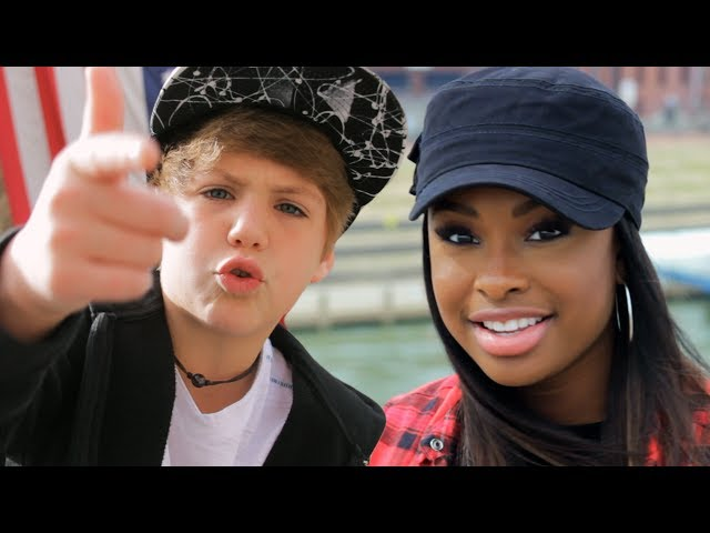 MattyB - Flyin High ft. Coco Jones Travel Video