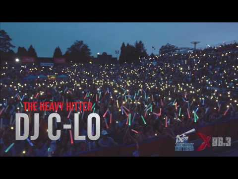 DjC-Lo At Six Flags Great Adventures July 2016