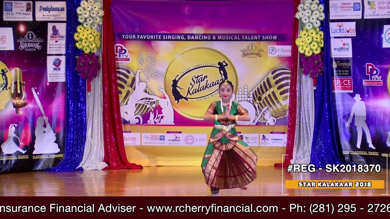Registration NO - SK2018370 - Star Kalakaar 2018 Finals - Performance