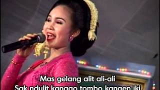 Tombo kangen Vokal, putri. ririt, aprilia Campursari Sangga Buana