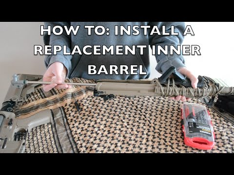 How To Install A Replacement Inner Barrel In an Airsoft Gun