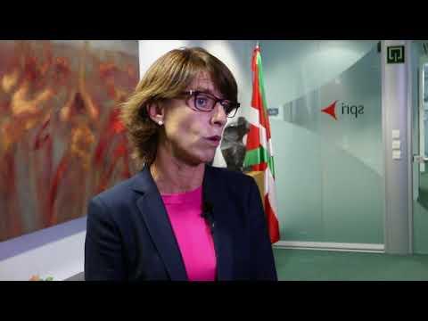 Estíbaliz Hernáez. Deputy minister of Technology, Innovation and Competitiveness. Basque Government.