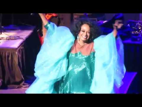 Diana Ross「endless memories」at Encore Theater Las Vegas Oct 11 2017