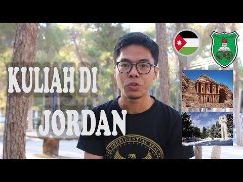 KULIAH DI LUAR NEGERI | Jordan | Timur Tengah | STORY