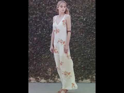 d9abc698eb386 Bohem Tarzı Kıyafetler Bohemian Clothes irenesstory - YouTube