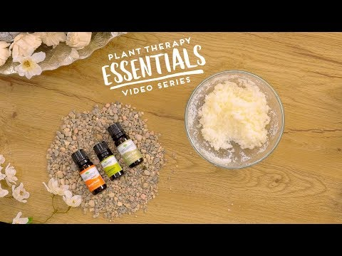 DIY Essential Oil Bath Salts   Plant Therapy Essentials