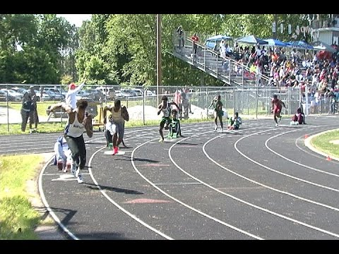Track and Field Highlights - TSSAA Sectionals at Houston High School