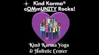 Kind Karma Worldwide. Kind Karma Community Rocks! Sound & Qigong Healing Event with Dean Telano.