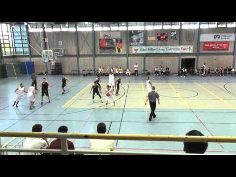 Simion Habtemichael Basketball - Fellbach vs RW-Stuttgart 11