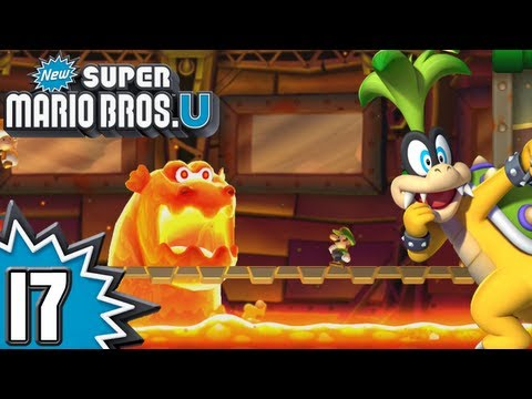 new super mario bros u super guide