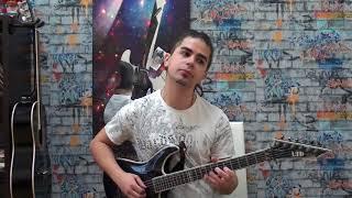 Уроки гитары в Щёлково  - Олег Изотов упражнения для левой руки
