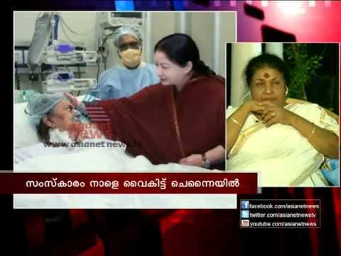 news hour discussion on actress sukumaris death part1