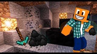 """Minecraft #333 -  """"Węgiel challenge, Bober, LJay vs szerszeń XD!"""""""