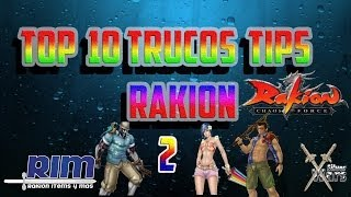 Rakion Latino Trucos Tips Top 10 Segunda Parte 2014