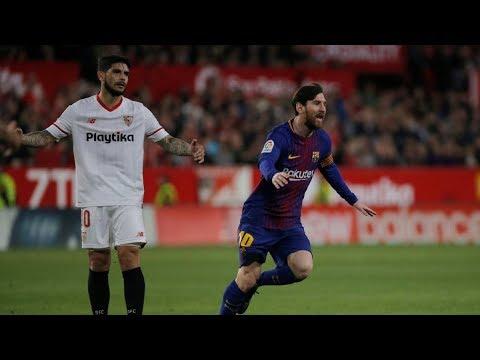 Barca Vs Sevilla - Live Stream Tracker & Commentary