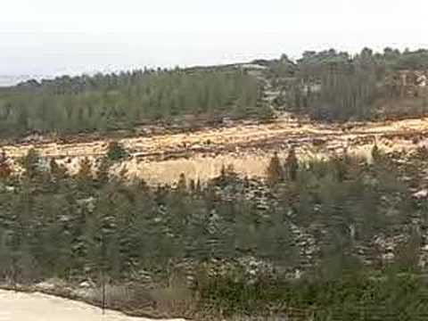 Betar Illit - View From Gush Etzion