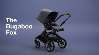 Bugaboo Fox - the most advanced comfort stroller