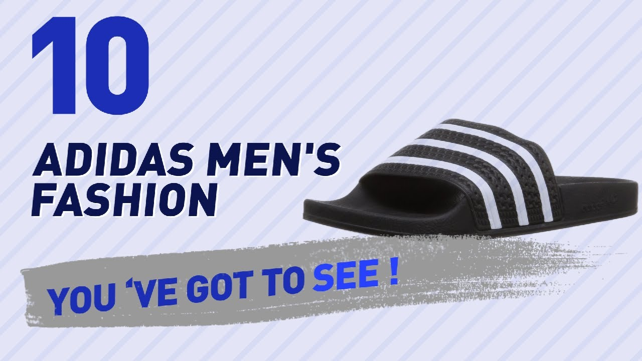 0365ea141 Adidas Adilette For Men    New And Popular 2017 - YouTube