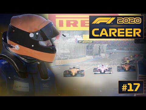 ANOTHER MAJOR TITLE TWIST! F1 2020 McLaren Driver Career Mode Season 1 Round 17 Russian GP!
