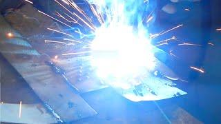 Бюджетные сварочные полуавтоматы#3  испытание трансформатора(Это третья часть видео из серии о ремонте и улучшению бюджетных полуавтоматов типа Кентавр ,Vita,Forte и им..., 2016-03-27T10:30:21.000Z)