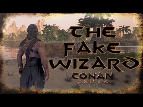 CONAN EXILES - The Fake Wizard - Episode 1