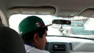 Dando el roll en La Junta Chihuahua