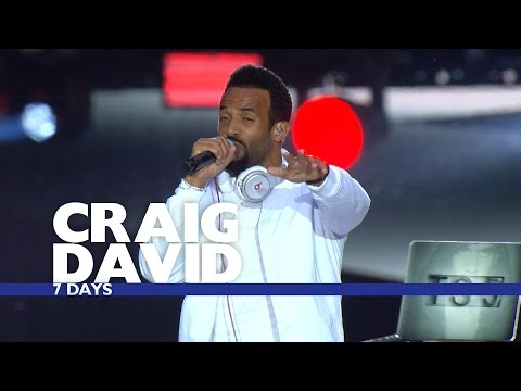 Craig David - '7 Days' (Live At The Summertime Ball 2016)
