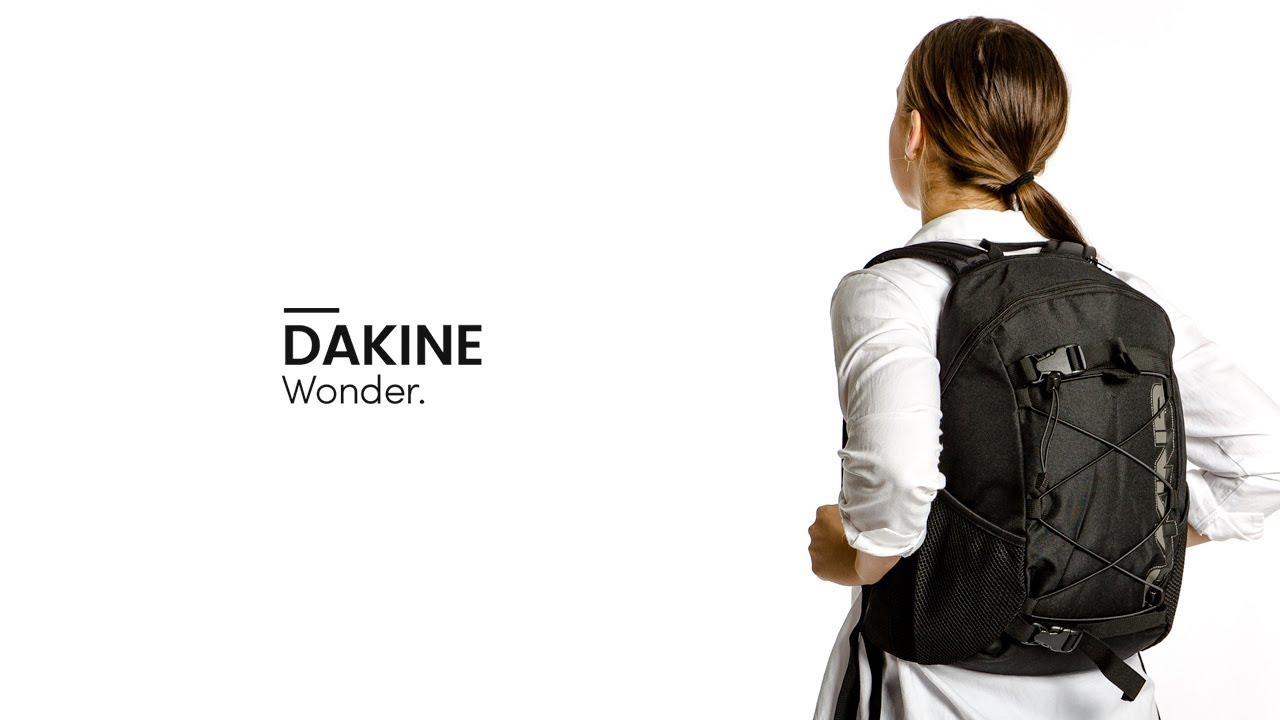 23a06691cad Dakine Wonder Backpack - Bagageonline - YouTube
