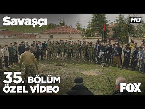 Haydar Bozkurt, Çeto'ya Unutamayacağı Bir Ders Verdi! Savaşçı 35. Bölüm