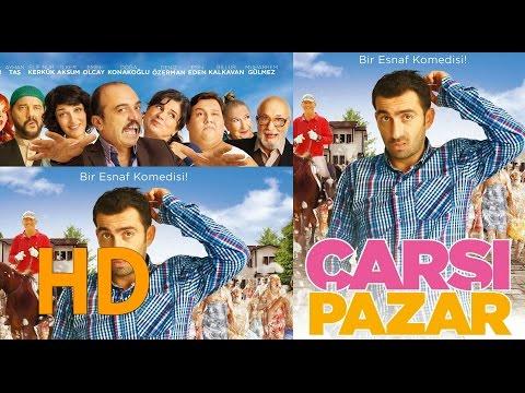 Çarşı Pazar (2015 - HD) | Türk Filmi