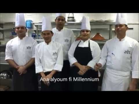 Millennium Airport Hotel - Kitchen Team