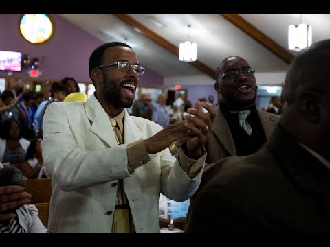 Watch the Messiah Missionary Baptist Church sing