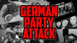 German Party Attack | Germanizing Retro Vlogs | 02