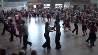 "Seattle Folklife Left-Foot Boogie Club Dance to ""I Diddle"""
