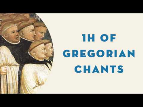 1H of The Best Medieval Gregorian Chants to Relax & Chill