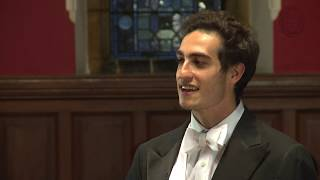 Spencer Cohen | Porn Has A Place In Sex Education (1/8) | Oxford Union