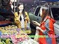 สาวเชียงตุงหนุ่มสยามนางเอกเวียดนามไปไหน EP.20 ตลาดอาหารเช้าชาวบ้านแม่แจ่ม Mae Cham Morning Market